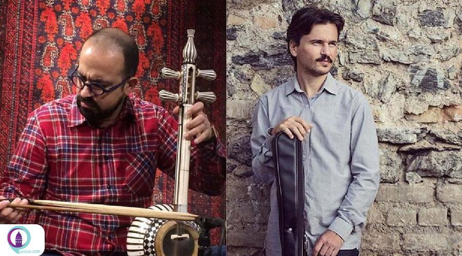 اجرای مشترک حسام اینانلو هنرمند ایرانی و اولاش اوزدمیر  هنرمند ترک در دوران قرنطینه