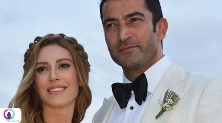 کنعان ایمیرزالی اوغلو بازیگر معروف ترکیه در فیلم کارادایی به زودی پدر میشود