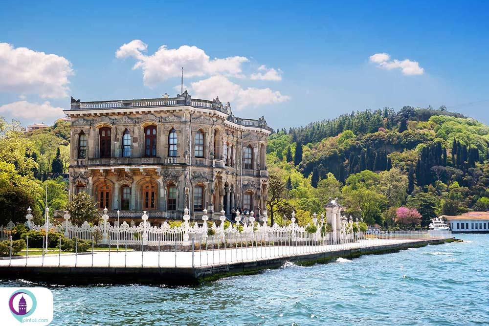 کاخ کوچوکسو استانبول