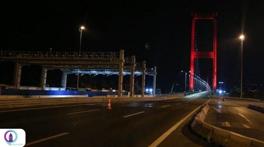 اعلام قرنطینه عمومی در استانبول و ۲۳ استان دیگر ترکیه