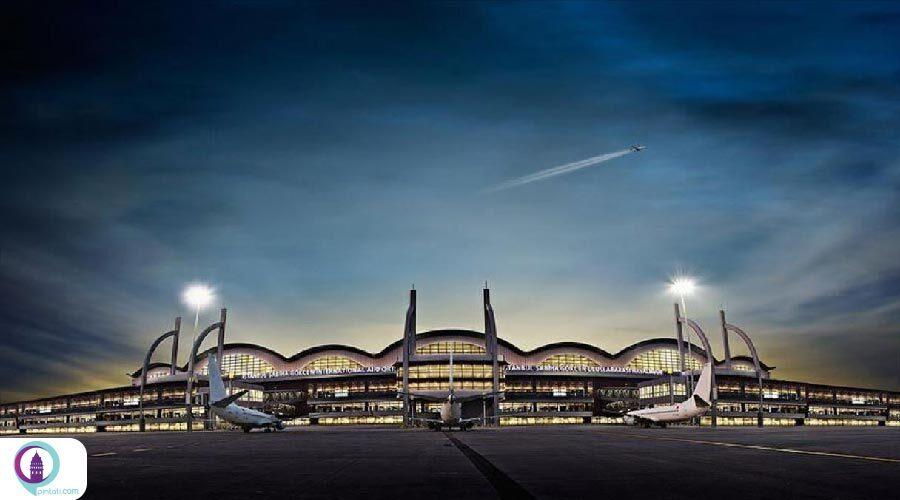 کارگوی فرودگاه «صبیحه گوکچن» استانبول  مجددا شروع به کار کرد