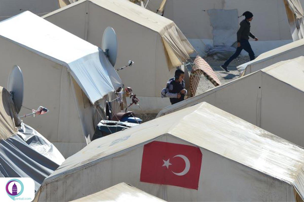 شرایط پناهندگی در ترکیه