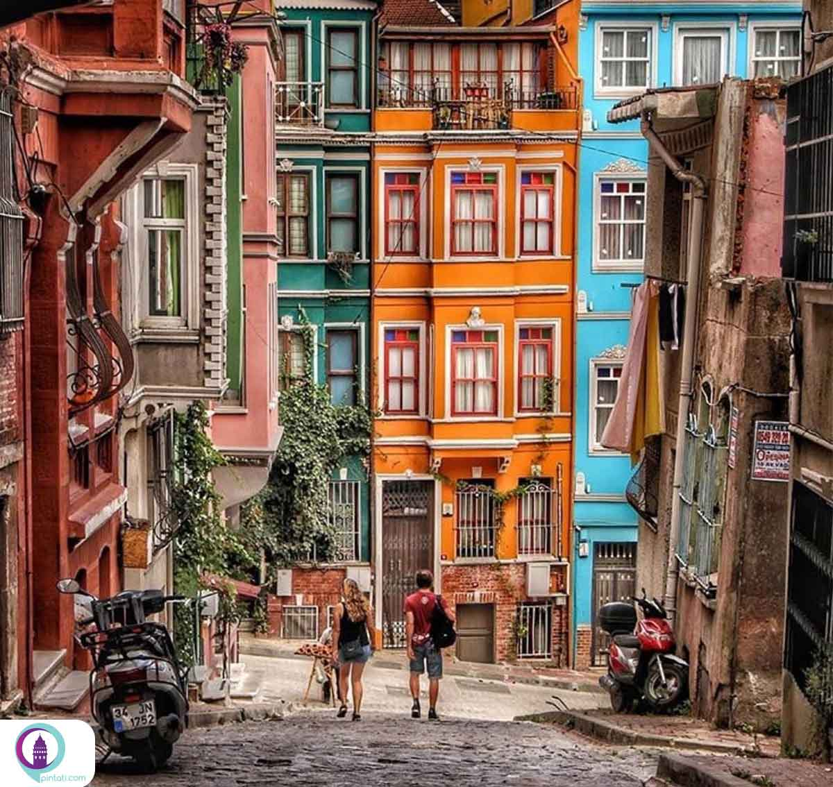 محله بالات استانبول