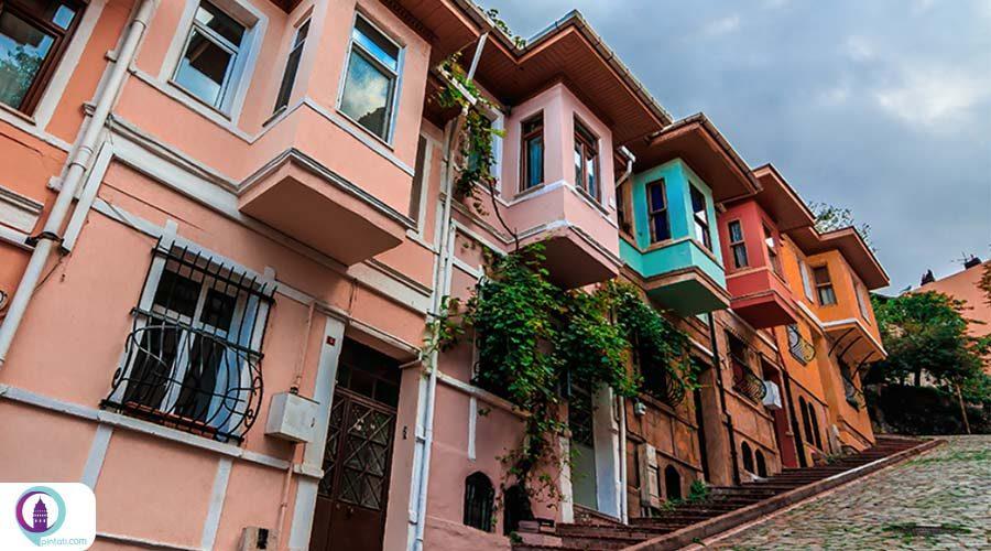 محله بالات استانبول ❤️