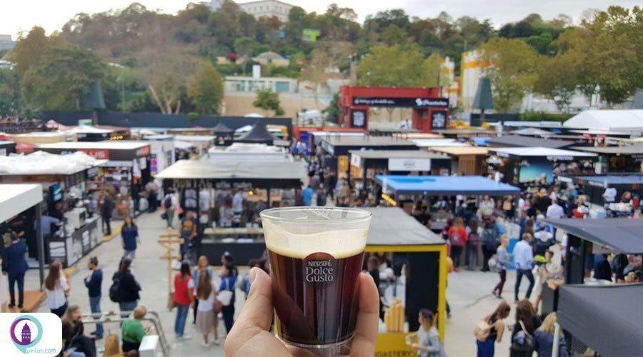 فستیوال قهوه استانبول