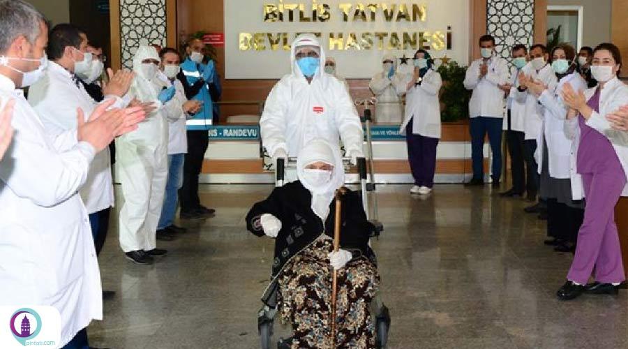 ویروس کرونا در ترکیه