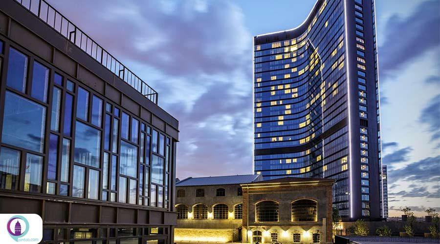 ۳ تا از بهترین هتلهای ۵ ستاره منطقه شیشلی