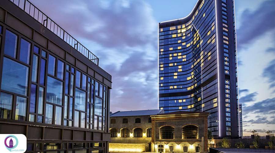 هتل های ۵ ستاره شیشلی-هیلتون بومونتی