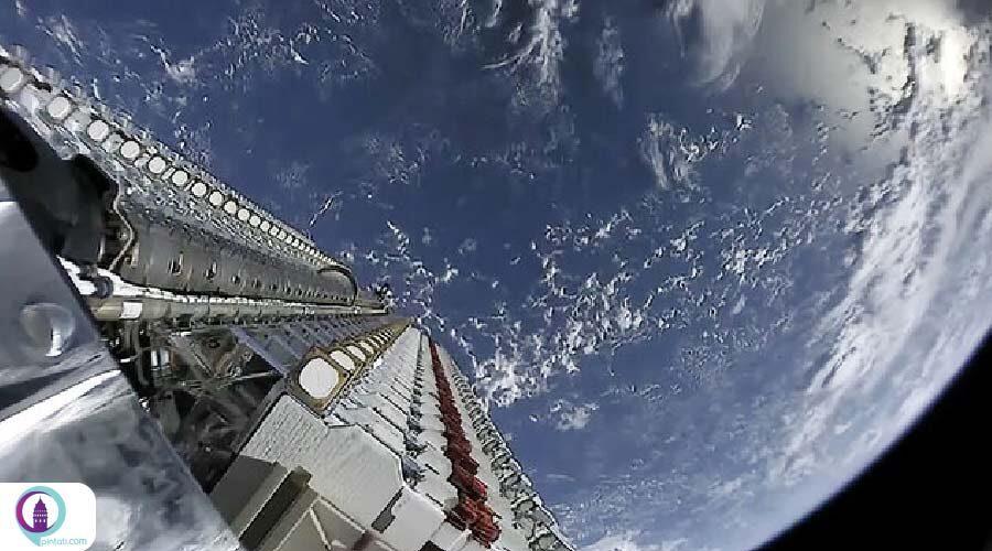 آسمان ترکیه شاهد عبور ماهوارههای استارلینک
