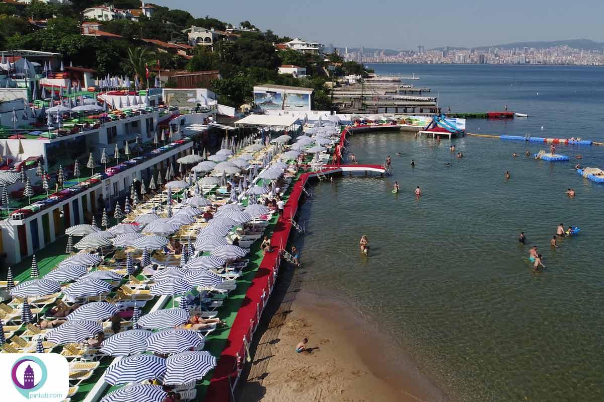 ساحل ناکی بی استانبول