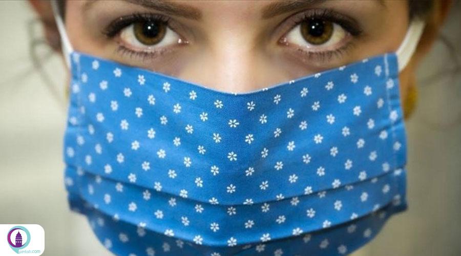 ماسکها و روسریها جلوگیری از شیوع کرونا