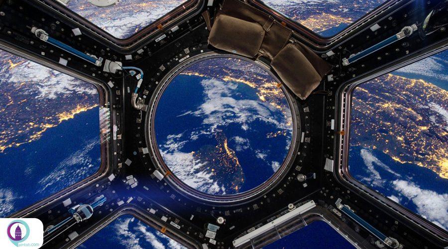 آخر هفته خود را چگونه در فضا گذراندید؟