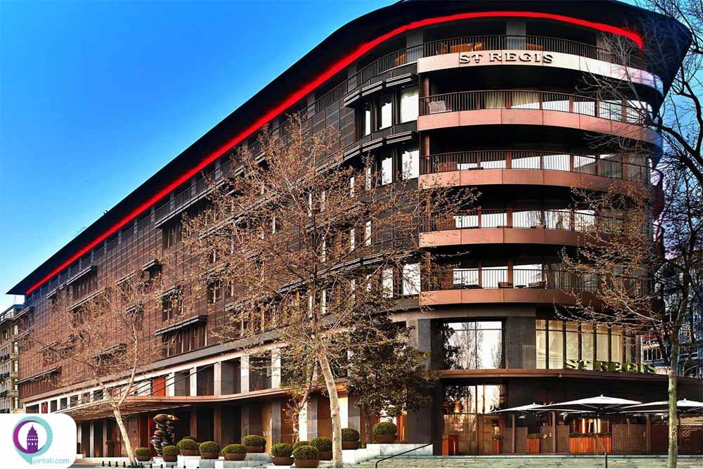 هتل سنت رجیستر استانبول