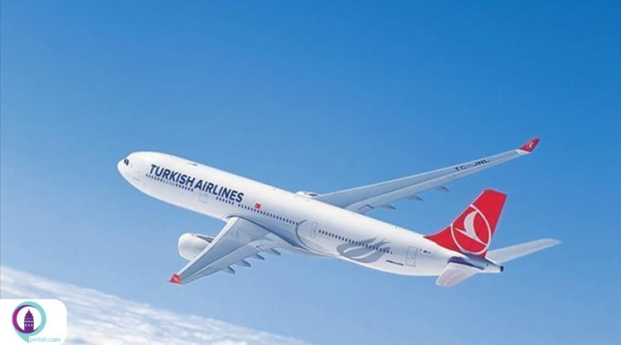 شروع پروازهای ترکیش ایرلاینز از روز دوشنبه اول ژوئن