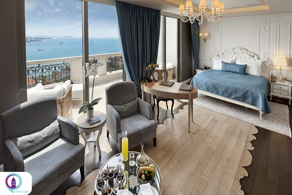 هتل سی وی کی بوسفوروس استانبول
