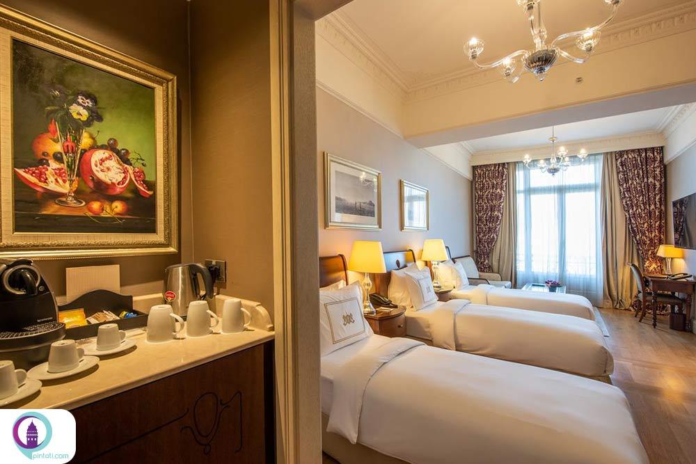 هتل پرا پالاس استانبول