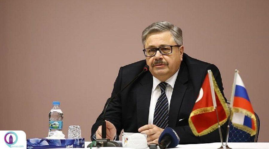 سفیر روسیه در آنکارا: درباره تلاشهای ترکیه برای تامین امنیت و سلامت گردشگران گفت