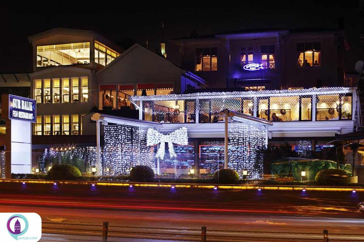 رستوران سوربالیک