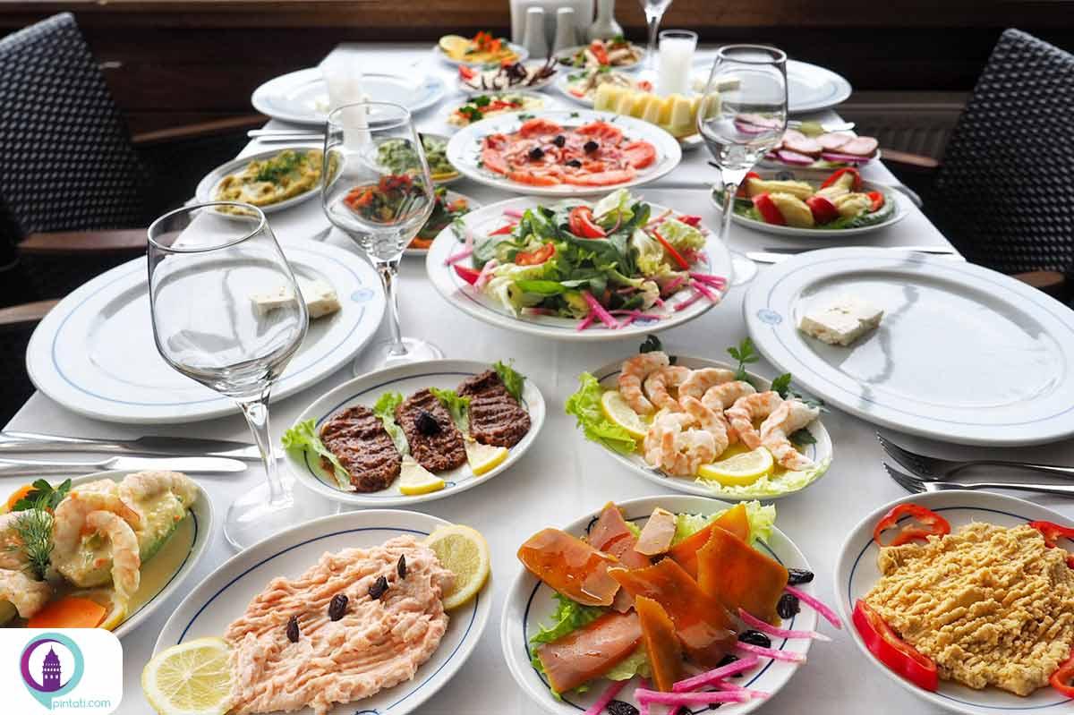 رستوران سوربالیک استانبول