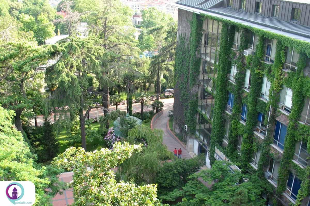 دانشگاه فنی ییلدیز