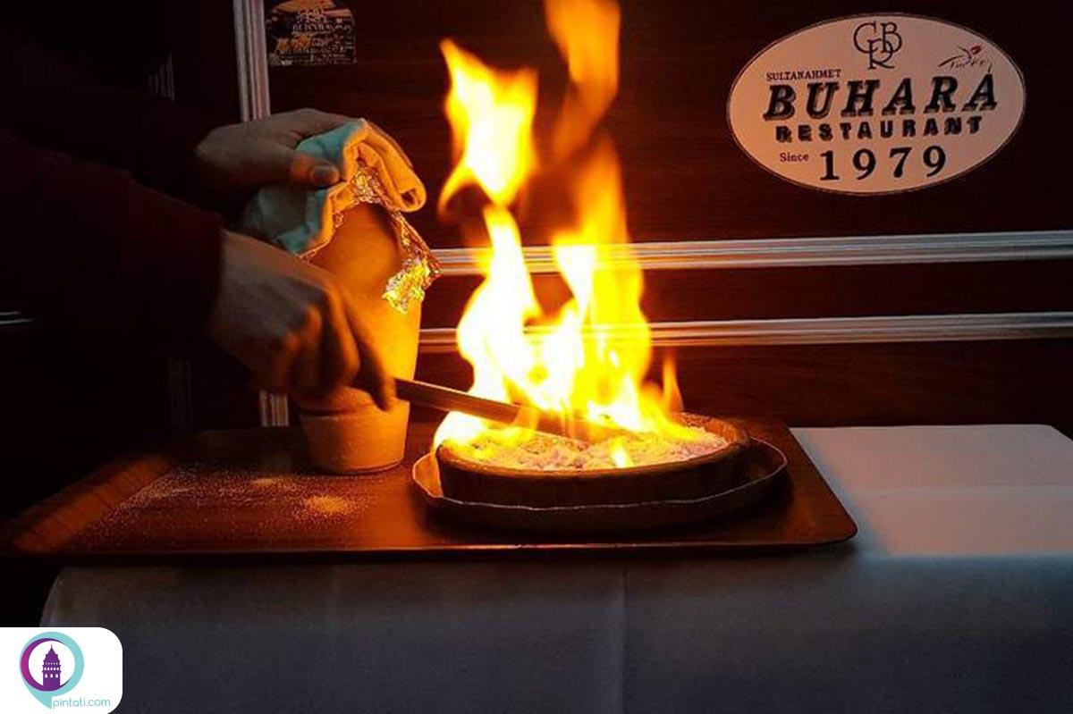رستوران بوهارا اوجاکباشی