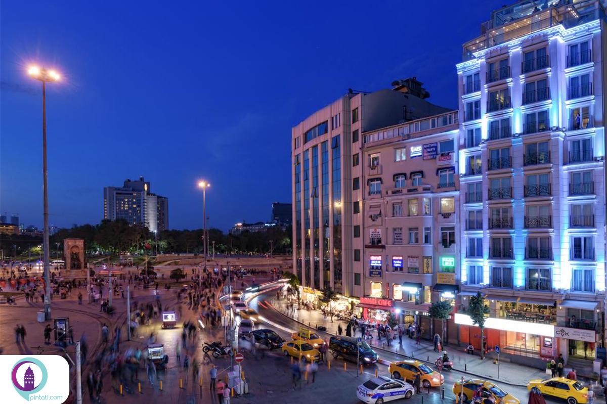 هتل سی وی کی استانبول