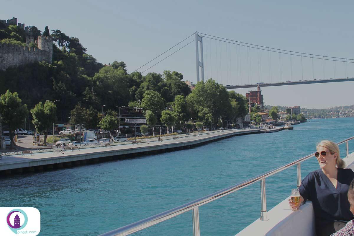 مقصد خارجی-استانبول-تنگه بسفر