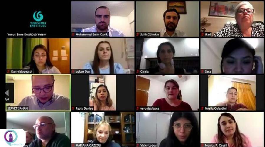 برگزاری دورههای آنلاین زبان ترکی در انستیتو یونس امره