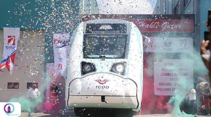 قطارهای برقی ترکیه