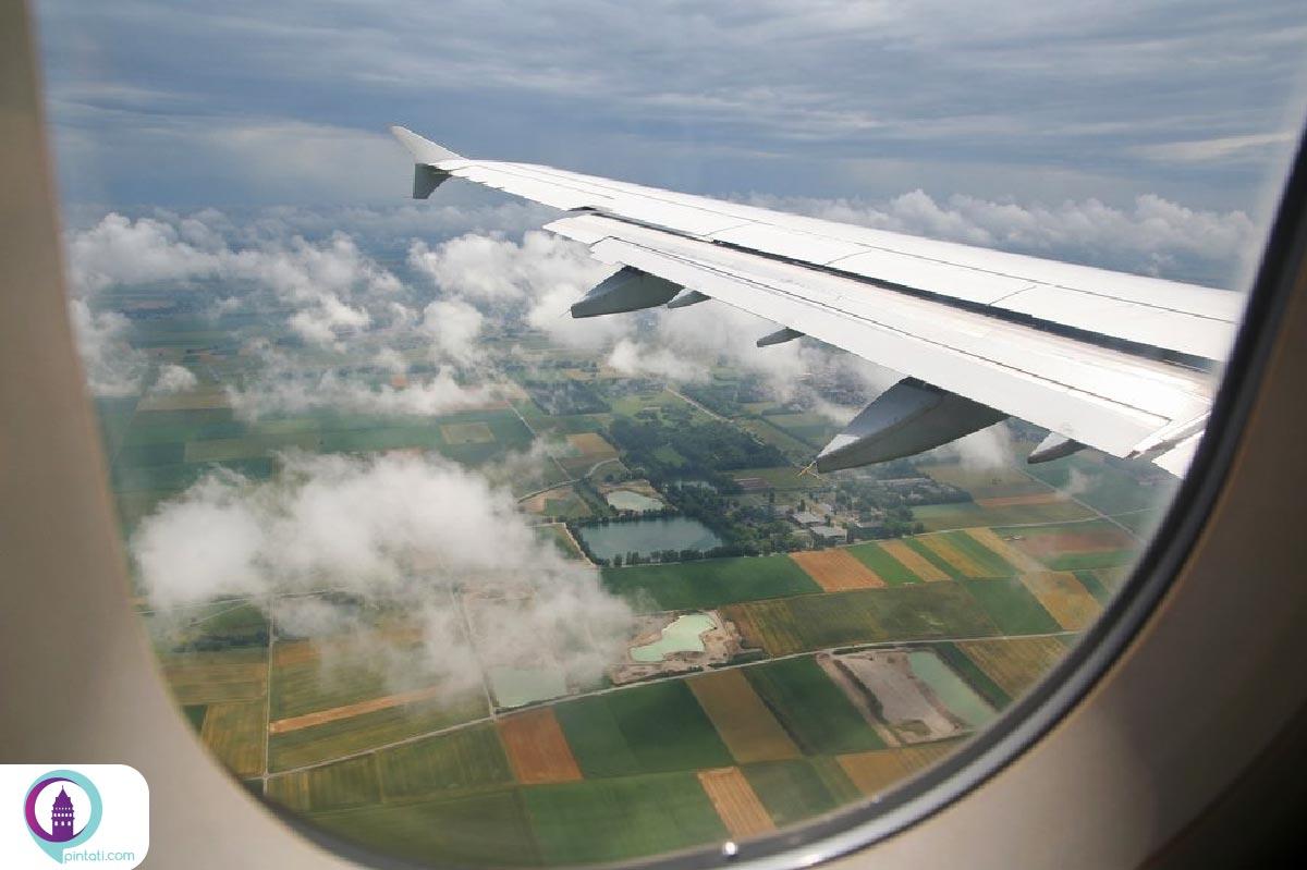 داستان پنجره هواپیما