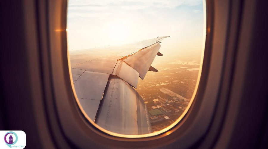 داستان پنجره هواپیما!