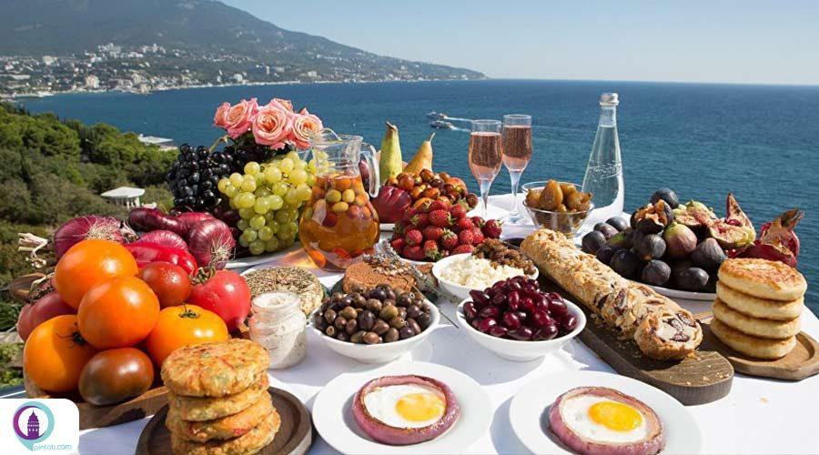 گردشگری غذایی: بازدید از اماکن خوشمزه ❤️
