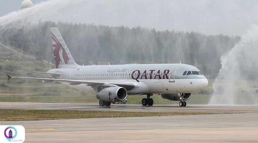 پروازهای-قطر-استانبول