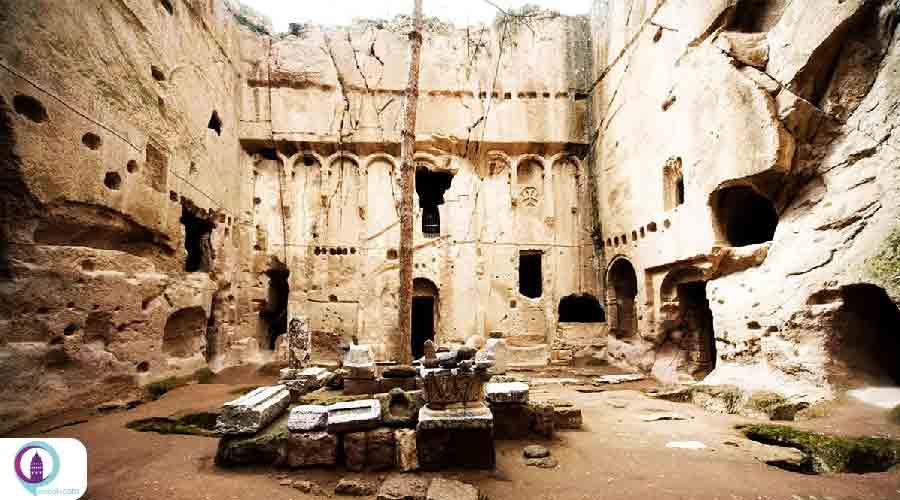 صومعه گوموشلر در ترکیه
