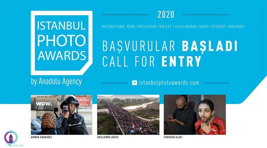 جوایز عکس استانبول 2020