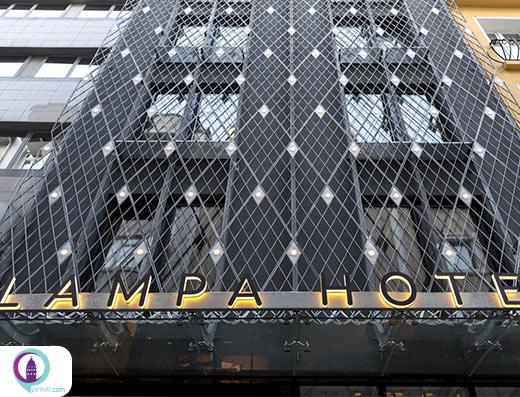 لمپا دیزاین هتل استانبول
