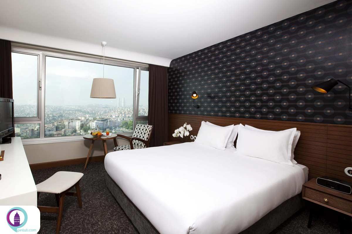هتل مارمارا پرا استانبول