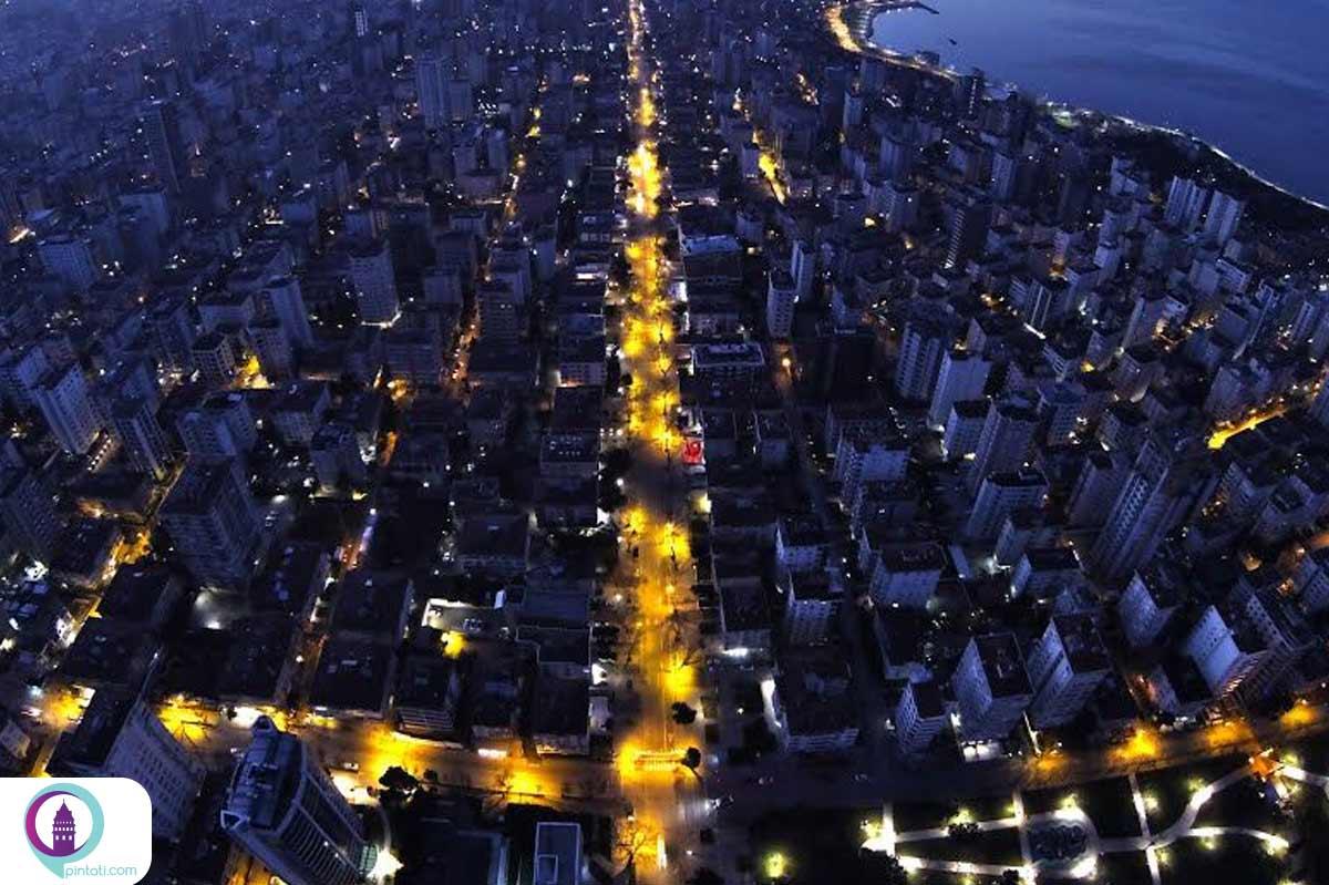 خیابان بغداد در استانبول