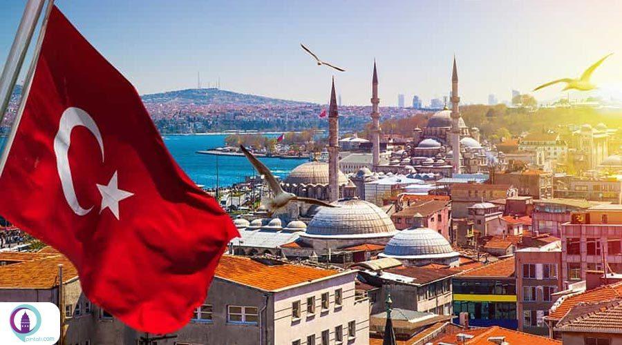 چرا دریافت اقامت کاری ترکیه؟ ⭐️⭐️