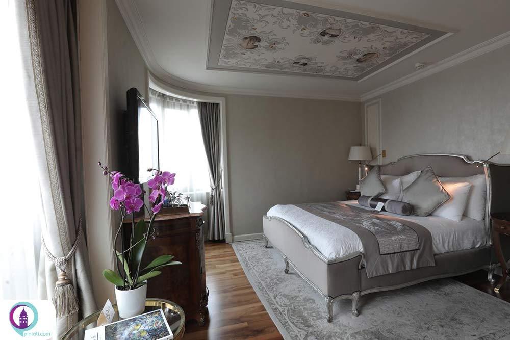 هتل ریکسوز پرا استانبول