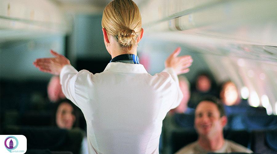 ایمنی در سفر هوایی