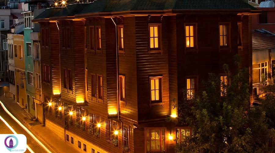 هتل های 3 ستاره شیشلی