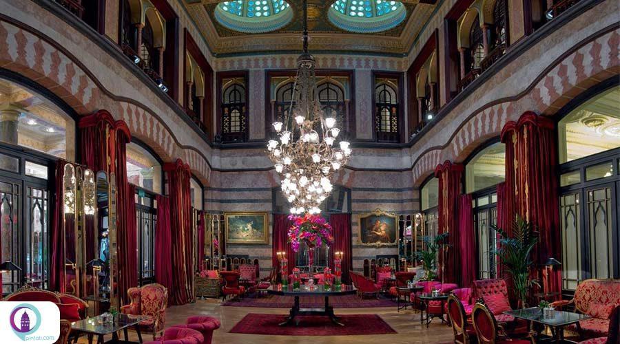 هتل های ۵ ستاره منطقه بیاوغلو ⭐️