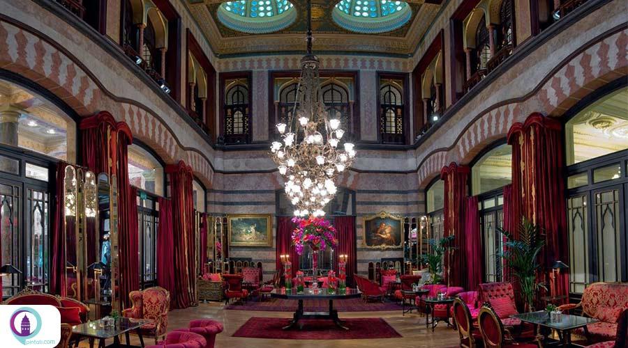 هتل های ۵ ستاره منطقه بیاوغلو