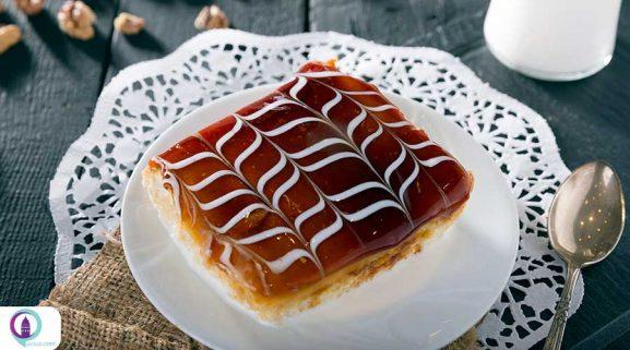 تریلیچه کیک دسر ترکی
