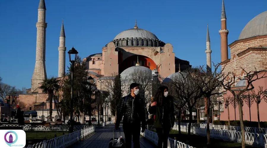 توریسم در ترکیه