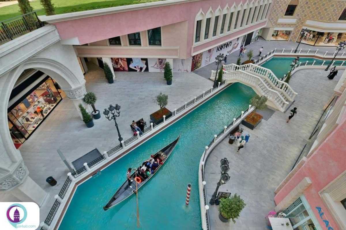 مرکز خرید مگا ونیزیا استانبول