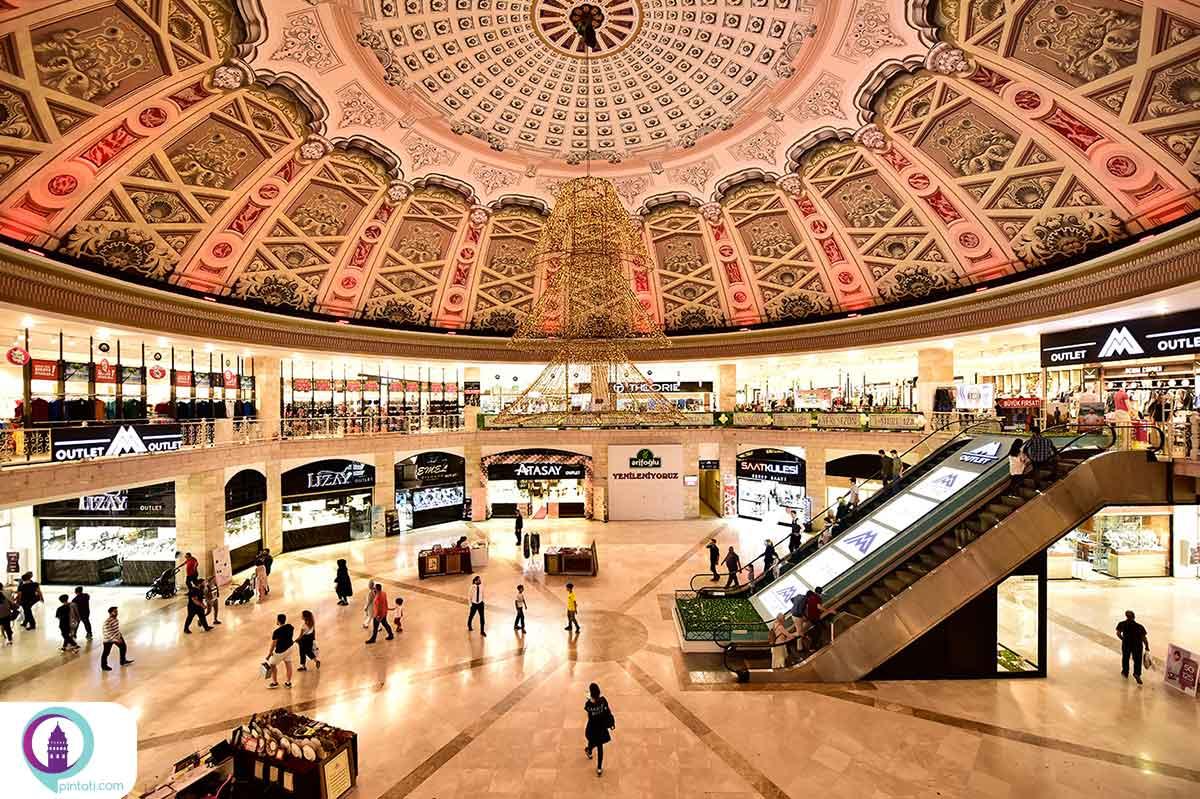 مرکز خرید ویاپورت استانبول