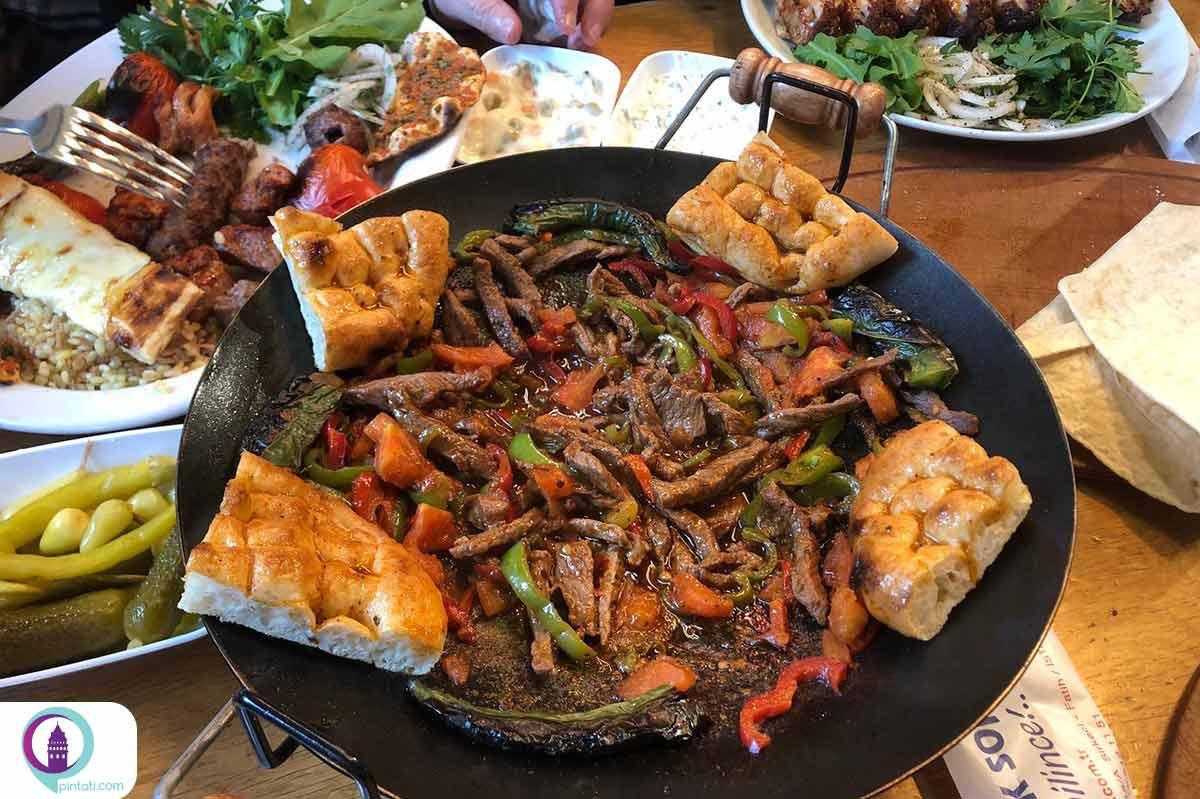 رستوران زیا شارک سوفراسی