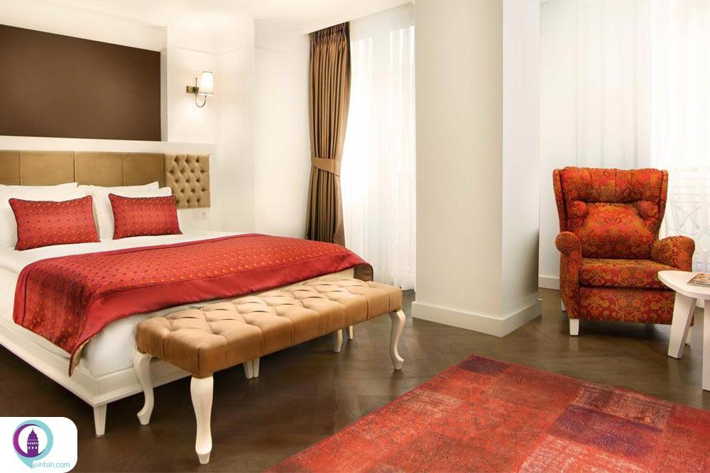آستان هتل گالاتا استانبول